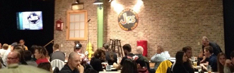 Jr's Last Laugh Comedy Club