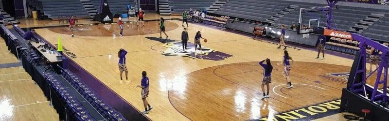 Williams Arena at Minges Coliseum