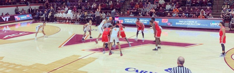 Basketball Photos At Cassell Coliseum