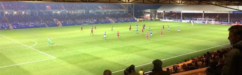 London Road Stadium
