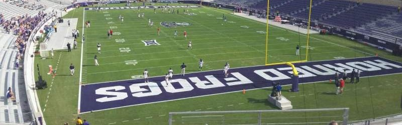 Amon G. Carter Stadium