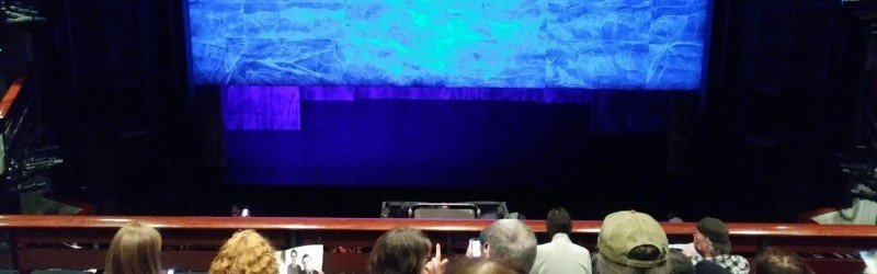 The Roda Theatre at the Berkeley REP