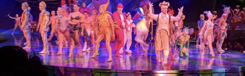 Mystère Theatre at Treasure Island