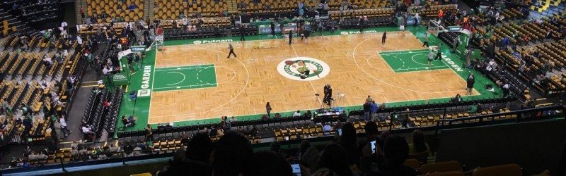 Td garden home of boston bruins boston celtics boston blazers for Restaurants near td garden boston ma