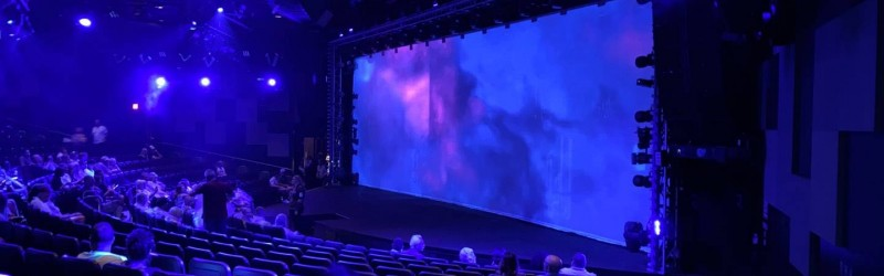 Blue Man Group Theater