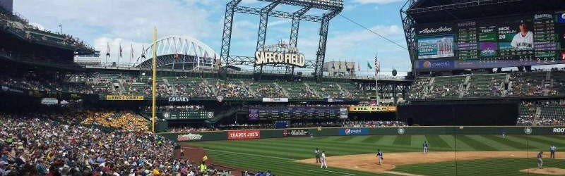 seattle mariners seating chart