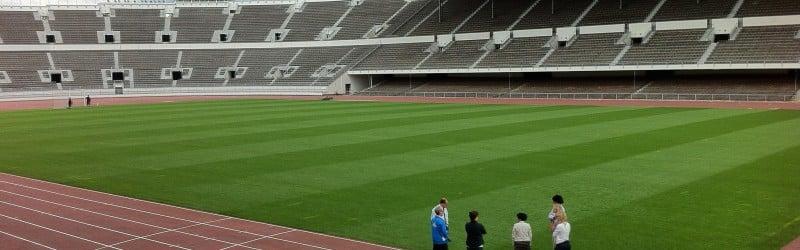 Olympic Stadium, Helsinki