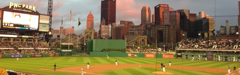 Can Be In The Shade During A Day Game At PNC Park