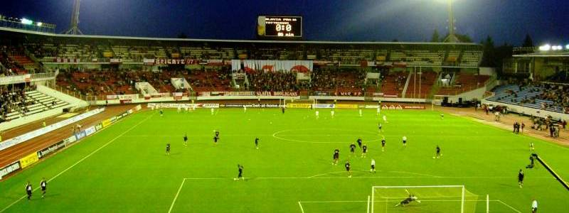 Stadion Evzena Rosického
