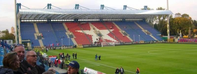 Stadion Miejski in Krakow