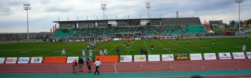 Stade de l'Université de Sherbrooke