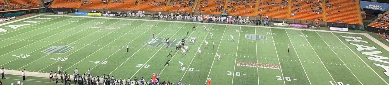 Photos at Aloha Stadium