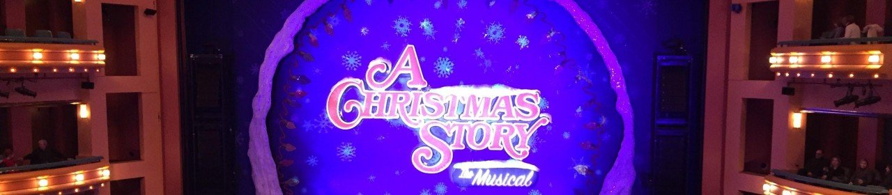 A Christmas Story: The Musical