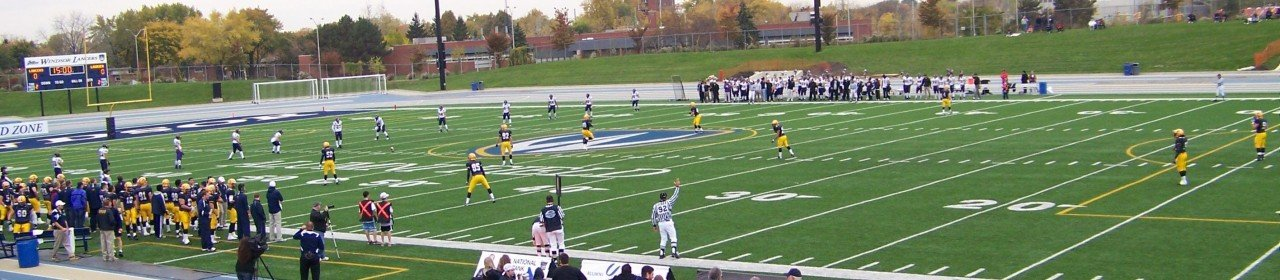 Alumni Field at University of Windsor Stadium