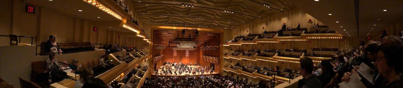 David Geffen Hall
