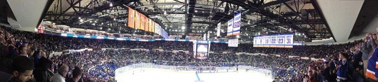 Old Nassau Veterans Memorial Coliseum