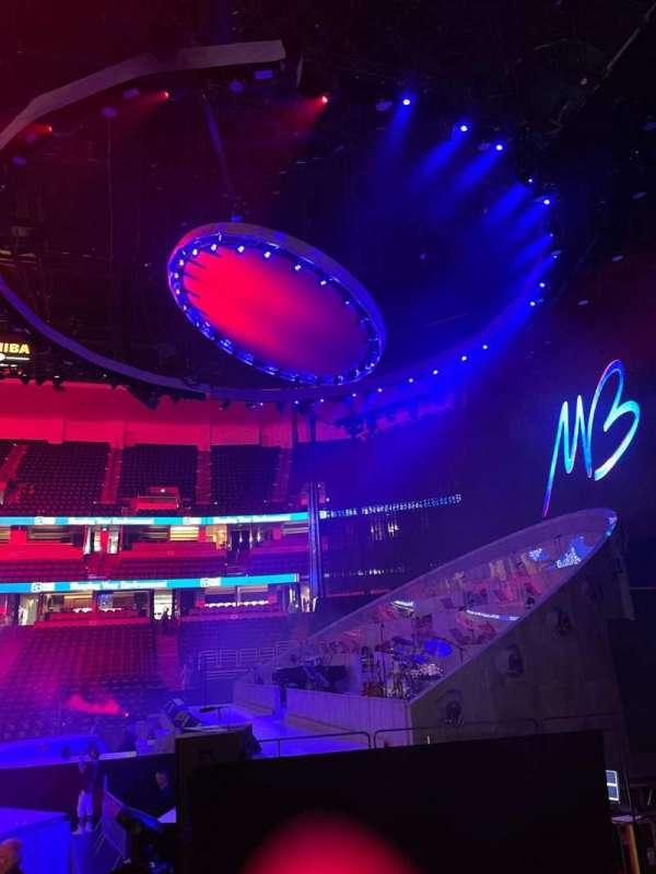 Honda Center, section: 220, row: G, seat: 3