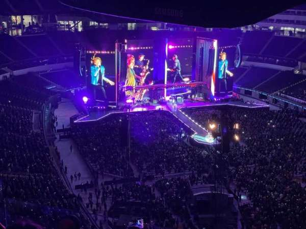 SoFi Stadium, section: 424, row: 9