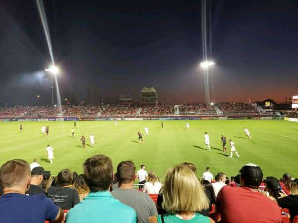 Phoenix Rising FC Soccer Complex, section: 112, row: L, seat: 8