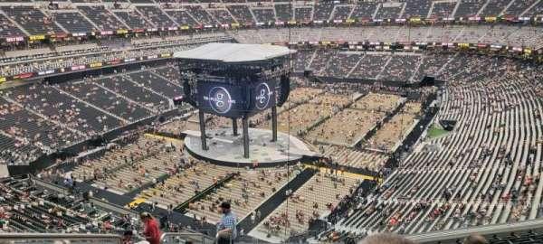 Allegiant Stadium, section: 346, row: 10, seat: 17