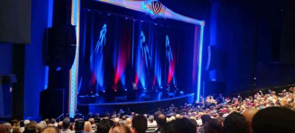 Encore Theatre At Wynn, section: ORCHL, row: R, seat: 21