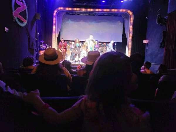 V Theater, row: 5