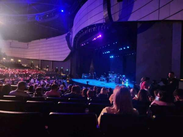 Zappos Theater, section: 101, row: K, seat: 3