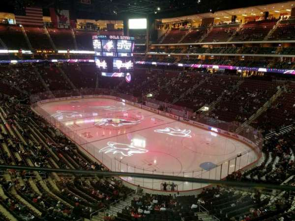 Gila River Arena, section: 211, row: 1, seat: 15