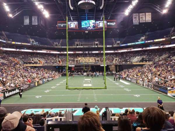 Talking Stick Resort Arena, section: 108, row: 13, seat: 11