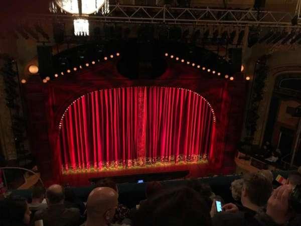 Shubert Theatre, section: Balcony C, row: E, seat: 111