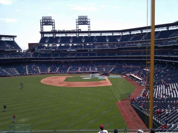 Citizens Bank Park, section: 241, row: 11, seat: 10