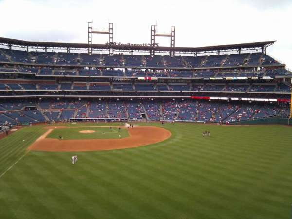 Citizens Bank Park, section: 204, row: 5, seat: 6