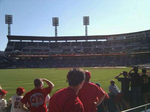 PNC Park, section: 235, row: e, seat: 19