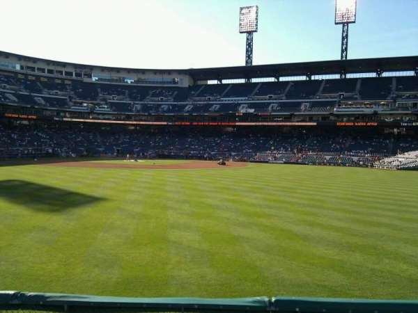 PNC Park, section: 140, row: f, seat: 10