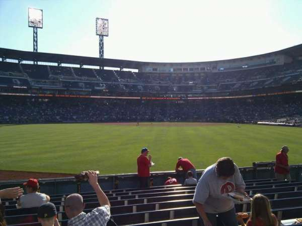 PNC Park, section: 138, row: l, seat: 16