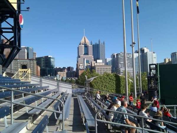 PNC Park, section: 236, row: j, seat: 16