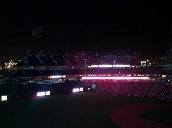 Citizens Bank Park, section: 332, row: 5, seat: 2