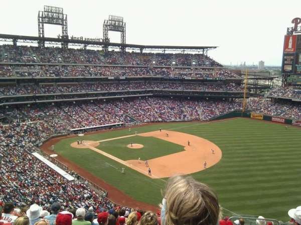 Citizens Bank Park, section: 310, row: 15, seat: 6