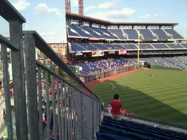 Citizens Bank Park, section: 245, row: 9, seat: 6