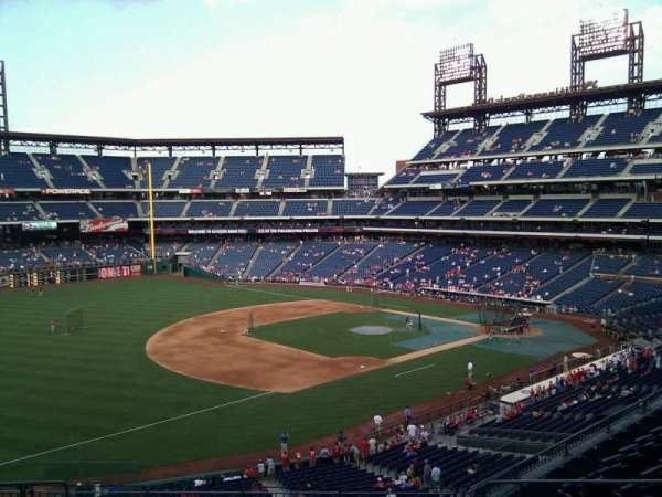 Citizens Bank Park, section: 233, row: 9, seat: 10