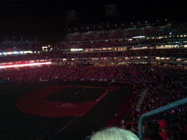 Citizens Bank Park, section: 332, row: 5, seat: 1