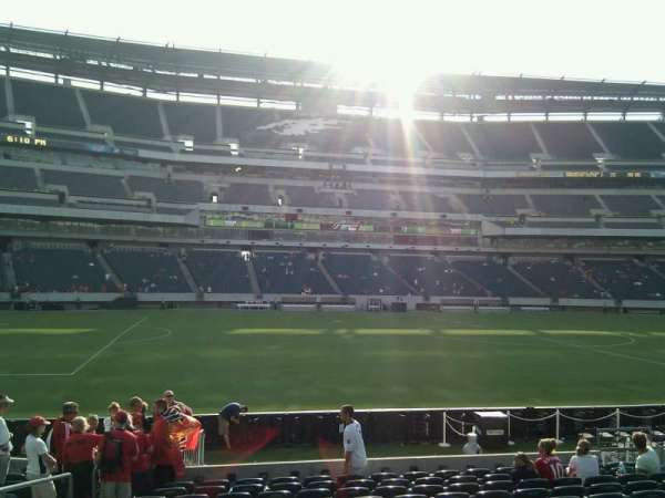 Lincoln Financial Field, section: 118, row: 13, seat: 14