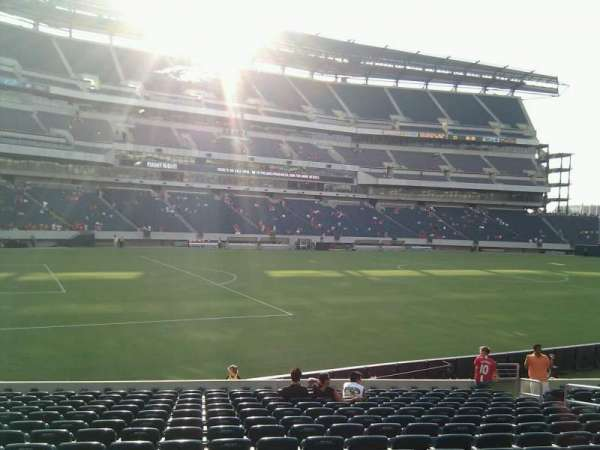 Lincoln Financial Field, section: 116, row: 16, seat: 13