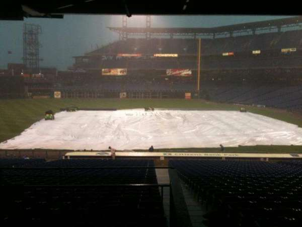 Citizens Bank Park, section: 131, row: 34, seat: 1