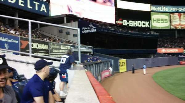 Yankee Stadium, section: 136, row: 11, seat: 15