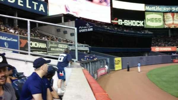 Yankee Stadium, section: 136, row: 11, seat: 15