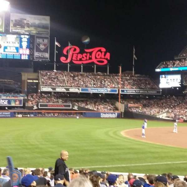 Citi Field, section: 126, row: 13, seat: 5