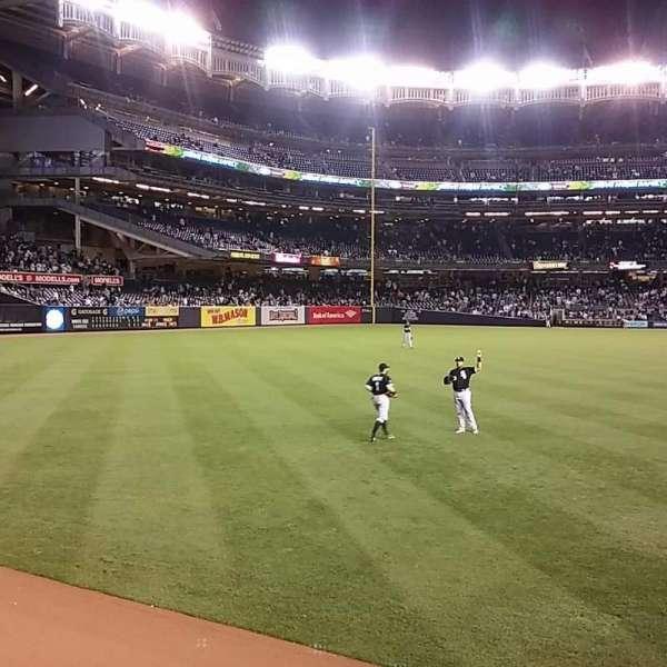 Yankee Stadium, section: 135, row: 12, seat: 20