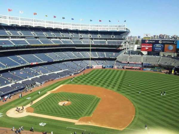 Yankee Stadium, section: 314