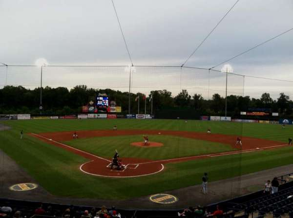 State Mutual Stadium, section: 201, row: 10, seat: 2